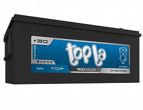 Topla Top Sealed Truck
